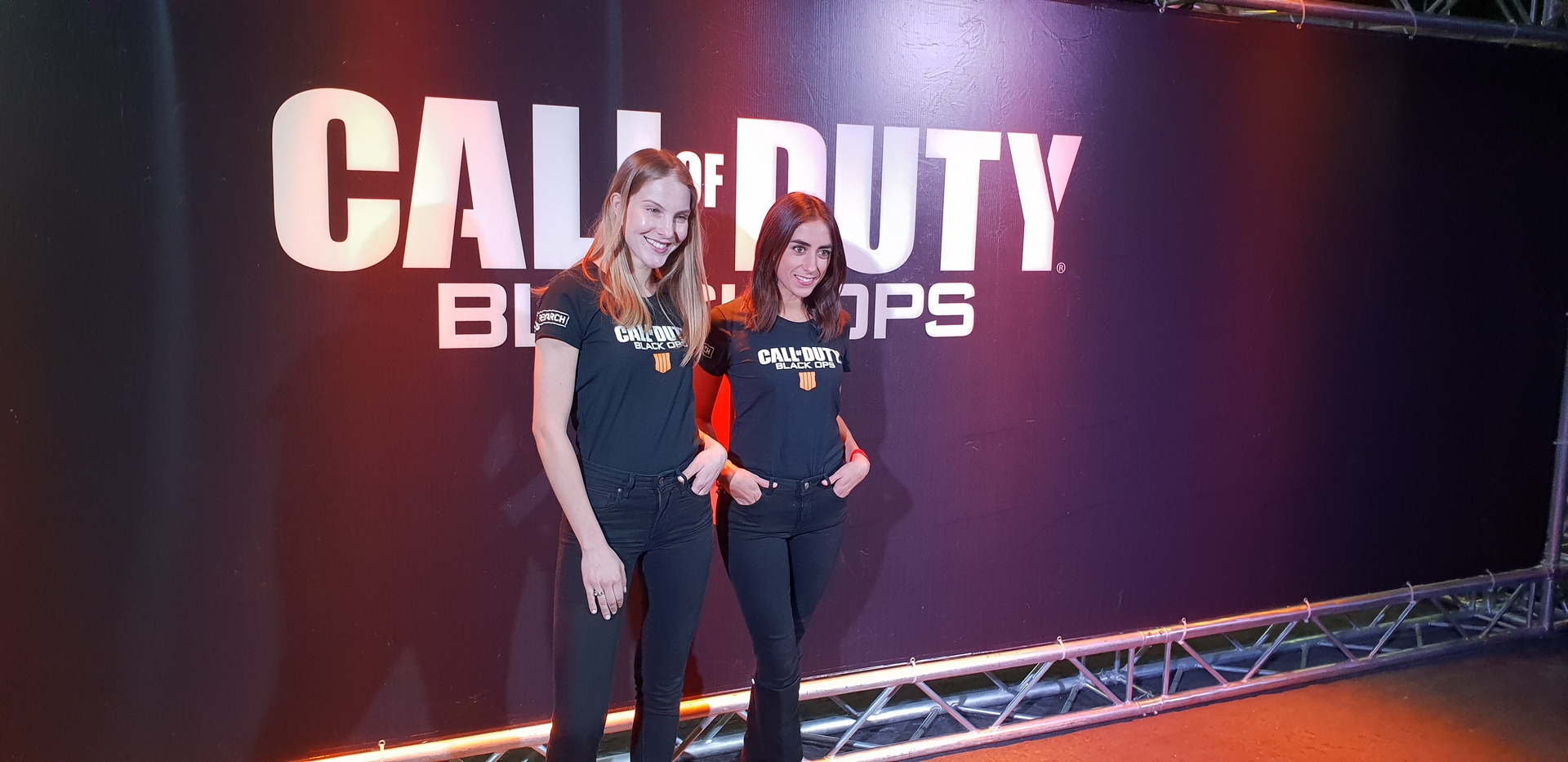 Call of Duty: Blacks Ops 4 se lanzó en Chile y fuimos a perder por un kill