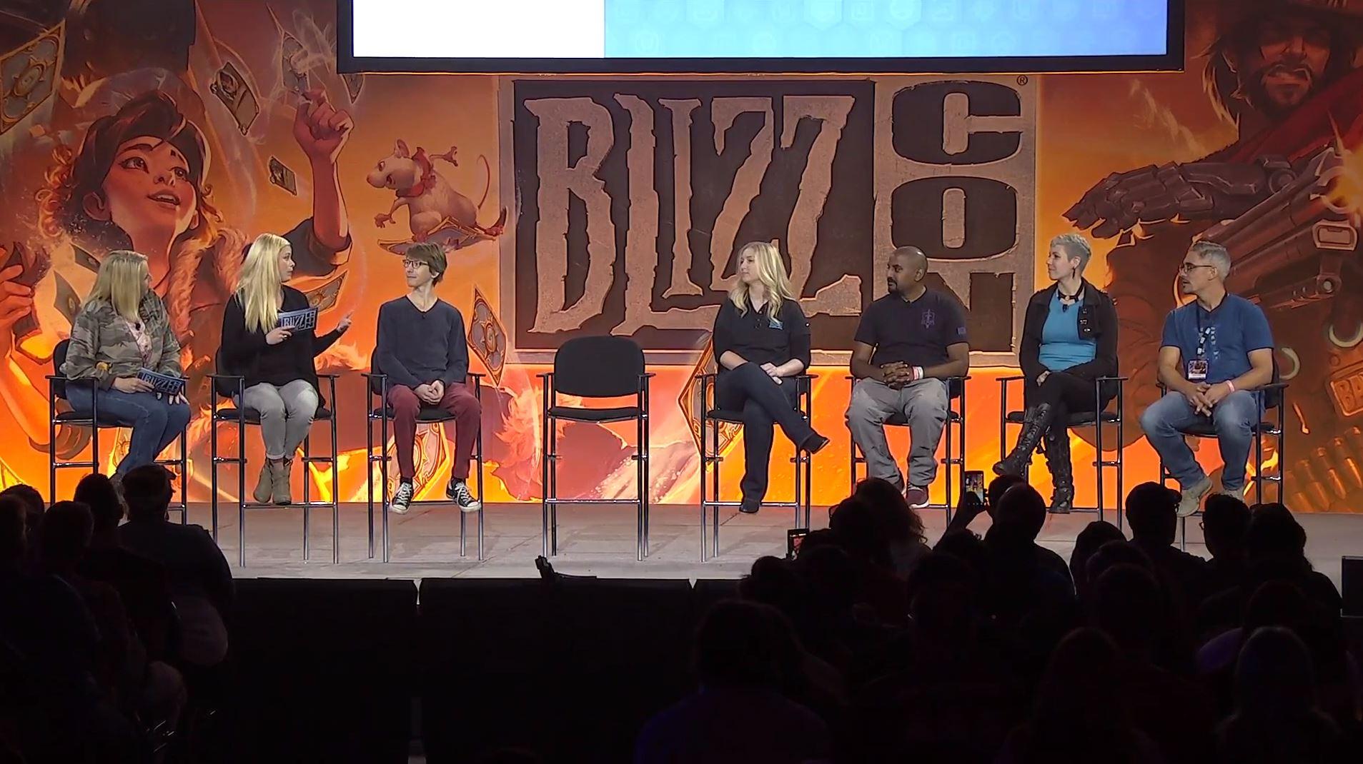 [#BLIZZCON2018] Resumen de algunos paneles sobre Blizzard
