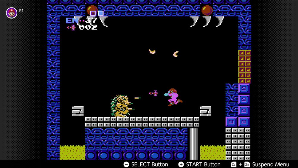 Metroid, Mighty Bomb JackyTwinBee llegan a Nintendo Switch
