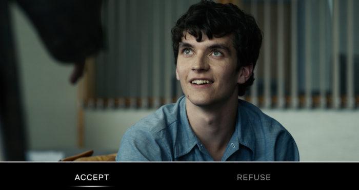 Están juegando Bandersnatch en Netflix?