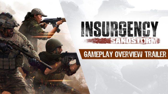 Insurgency: Sandstorm tendrá una Open Beta este fin de semana