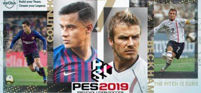 PES 2019 LITE ya se encuentra disponible