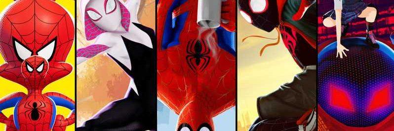 Este nuevo maravilloso tráiler de Spider-Man: Into the Spider-Verse nos sube al tren del hype