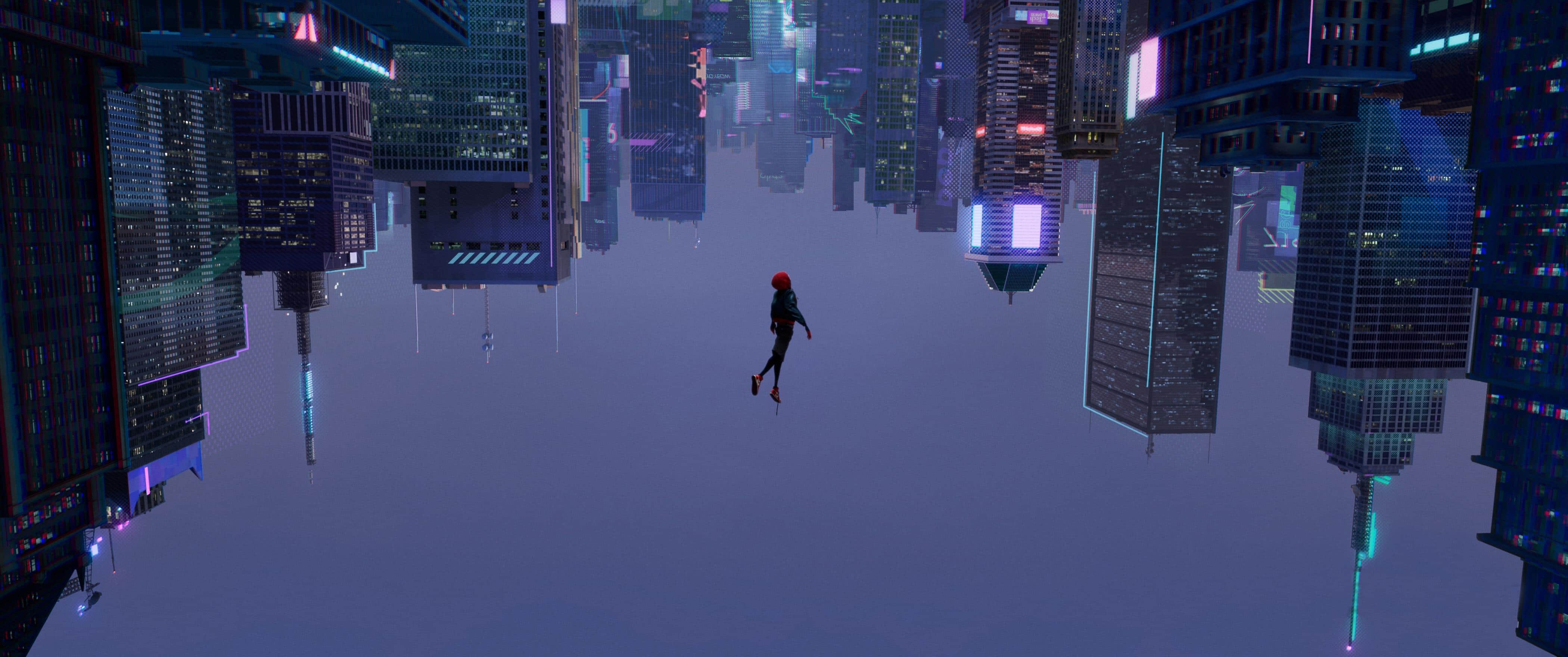 Spider-Man: Into the Spider-Verse: puro amor hacia Spidey