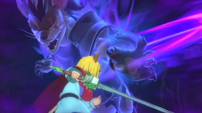 El DLC The Lair Of The Lost Lord de Ni No Kuni II llega mañana