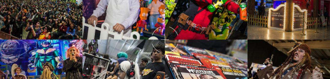Comic Con Chile 2019 parte con preventa de entradas