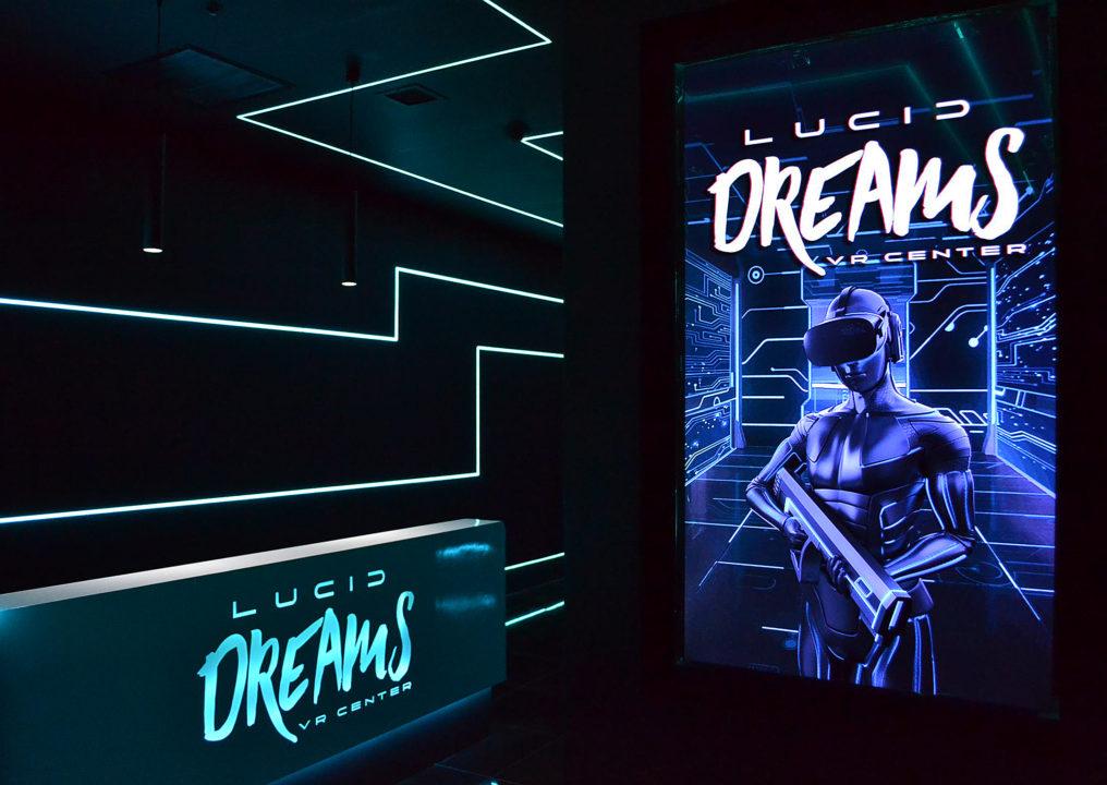 Datos Lagzerianos navideños: Lucid Dreams, primer centro VR de libre desplazamiento de América Latina