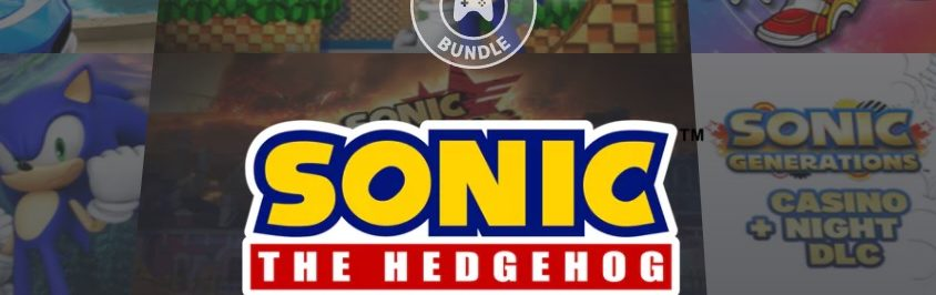 Aprovecha el nuevo Humble Bundle y agrega juegos de Sonic a tu biblioteca