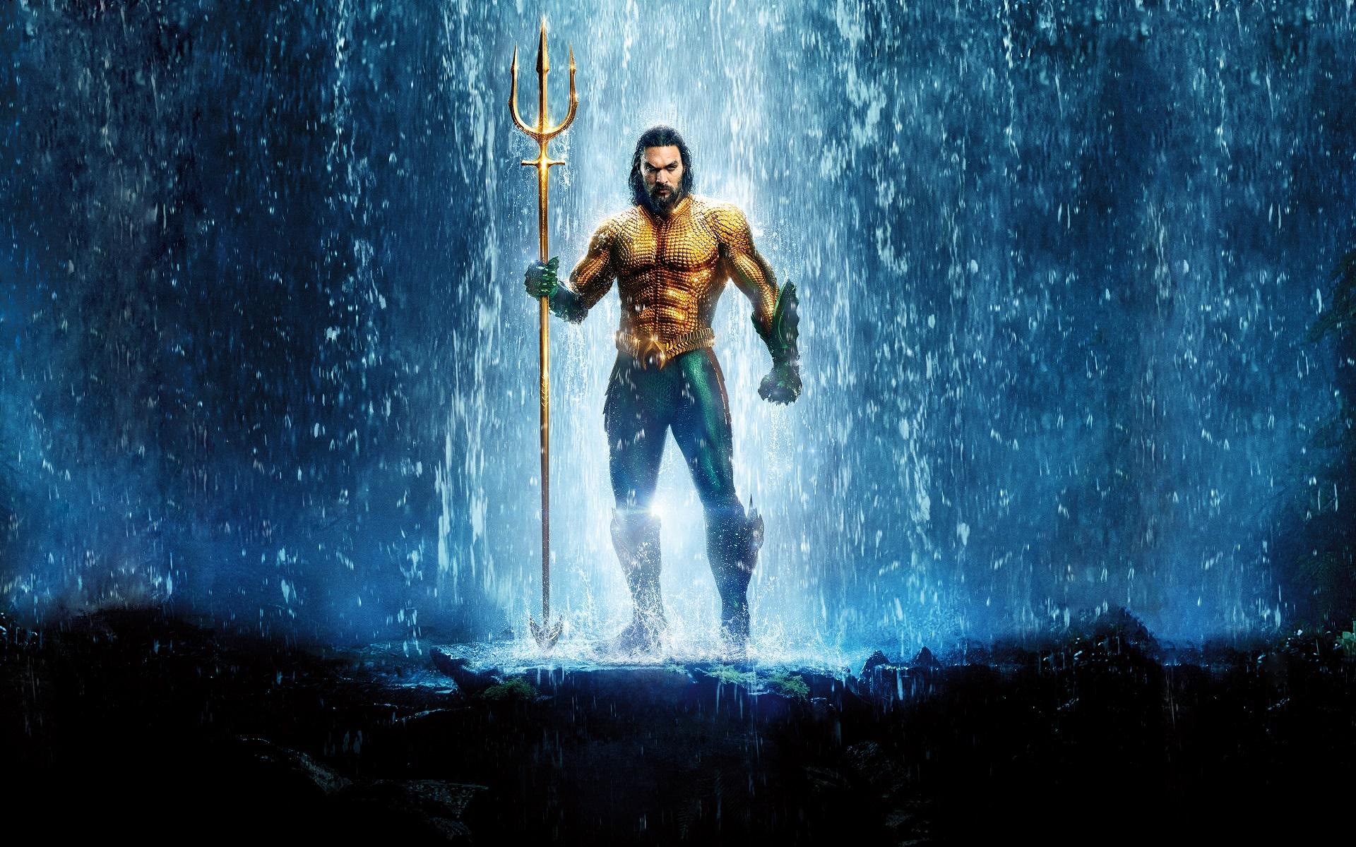 Aquaman es un espectáculo visual que no te debes perder
