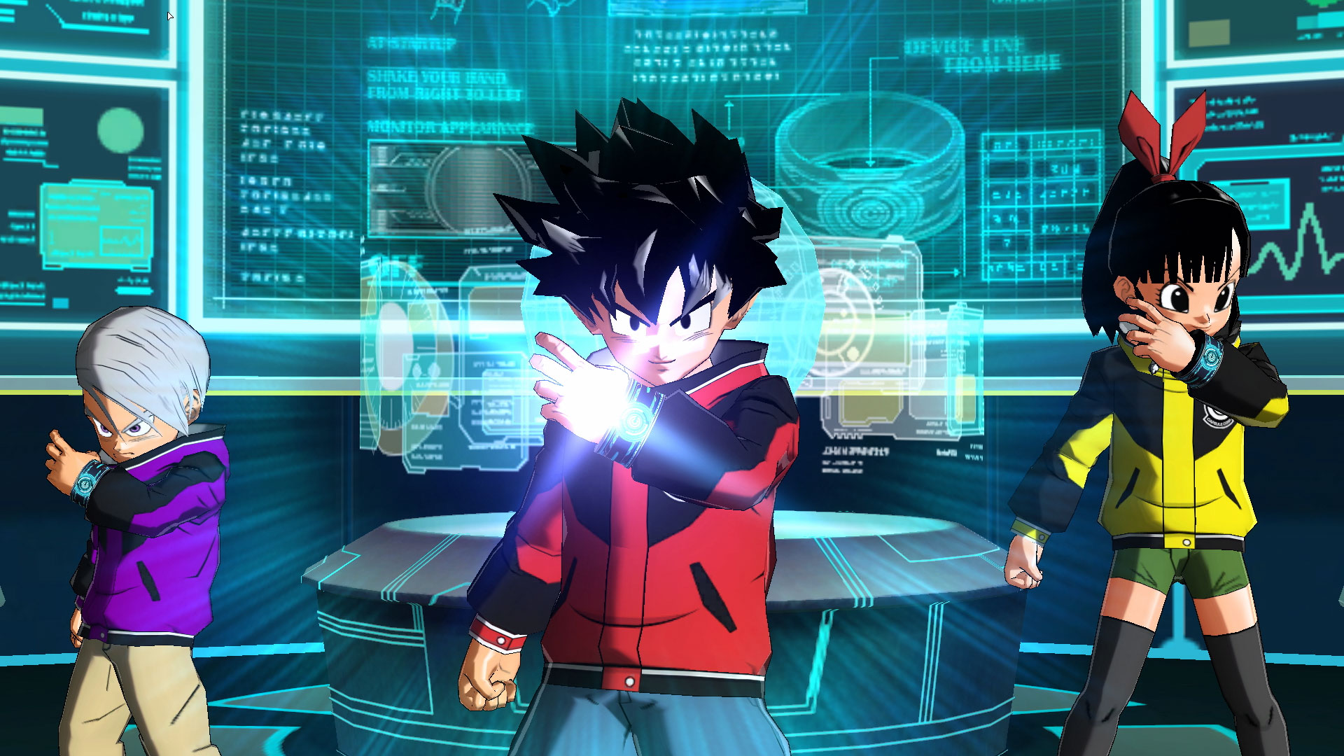 Super Dragon Ball Heroes: World Mission llegará a Sudamérica