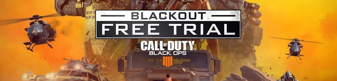 Siete días gratis de modo Blackout de Call of Duty: Black Ops 4