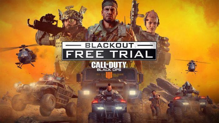 Siete días gratis de modo Blackout de Call of Duty: Black Ops 4