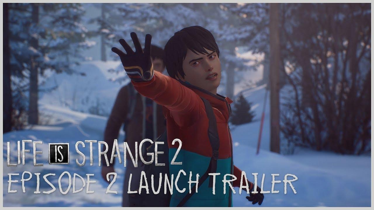 Mira el tráiler del Episodio 2 de Life is Strange 2