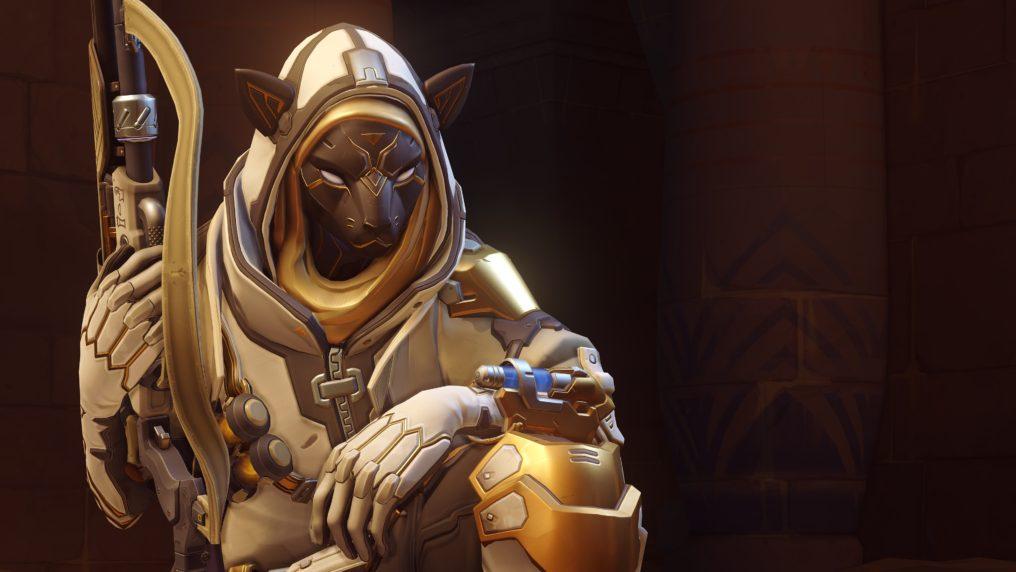 Nuevo desafío Bastet de Ana y Skins de nuevos equipos OWL