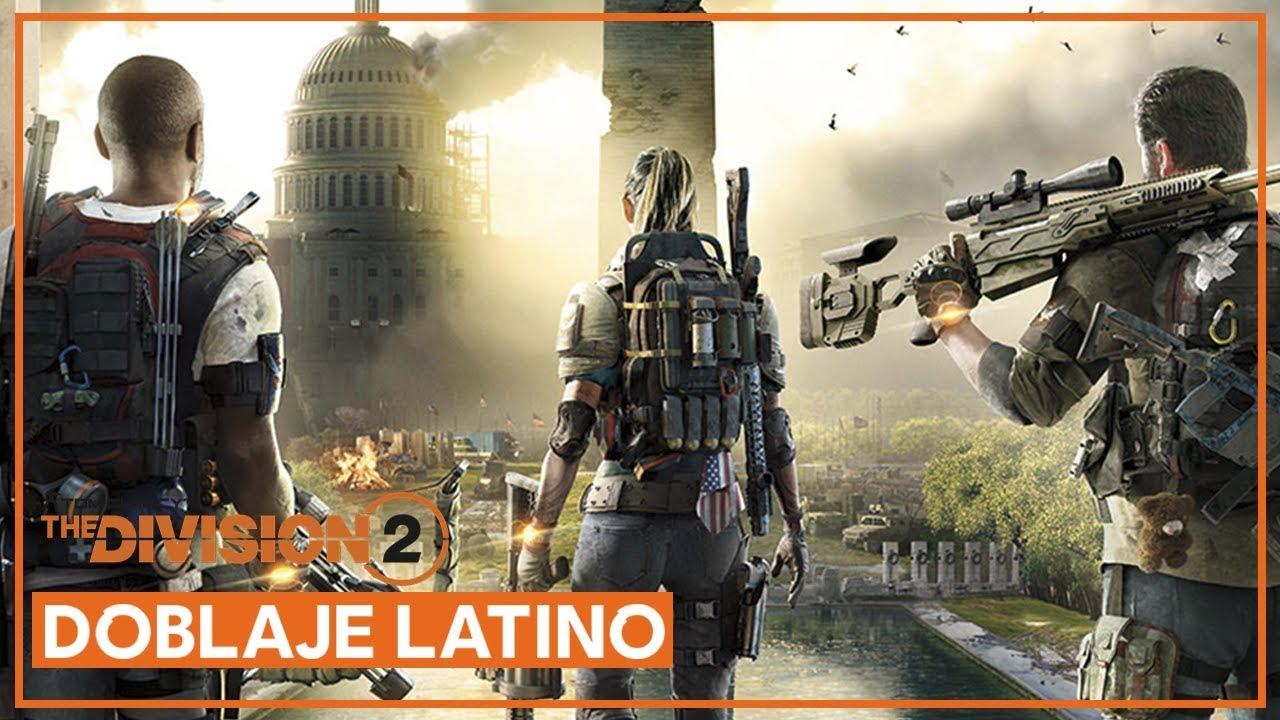 The Division 2: Conoce los requerimientos para PC y las voces del doblaje latino