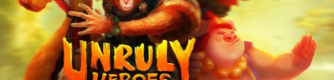El hermoso Unruly Heroes ya se encuentra disponible
