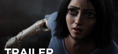Mira el emocionante tráiler de Alita: Battle Angel