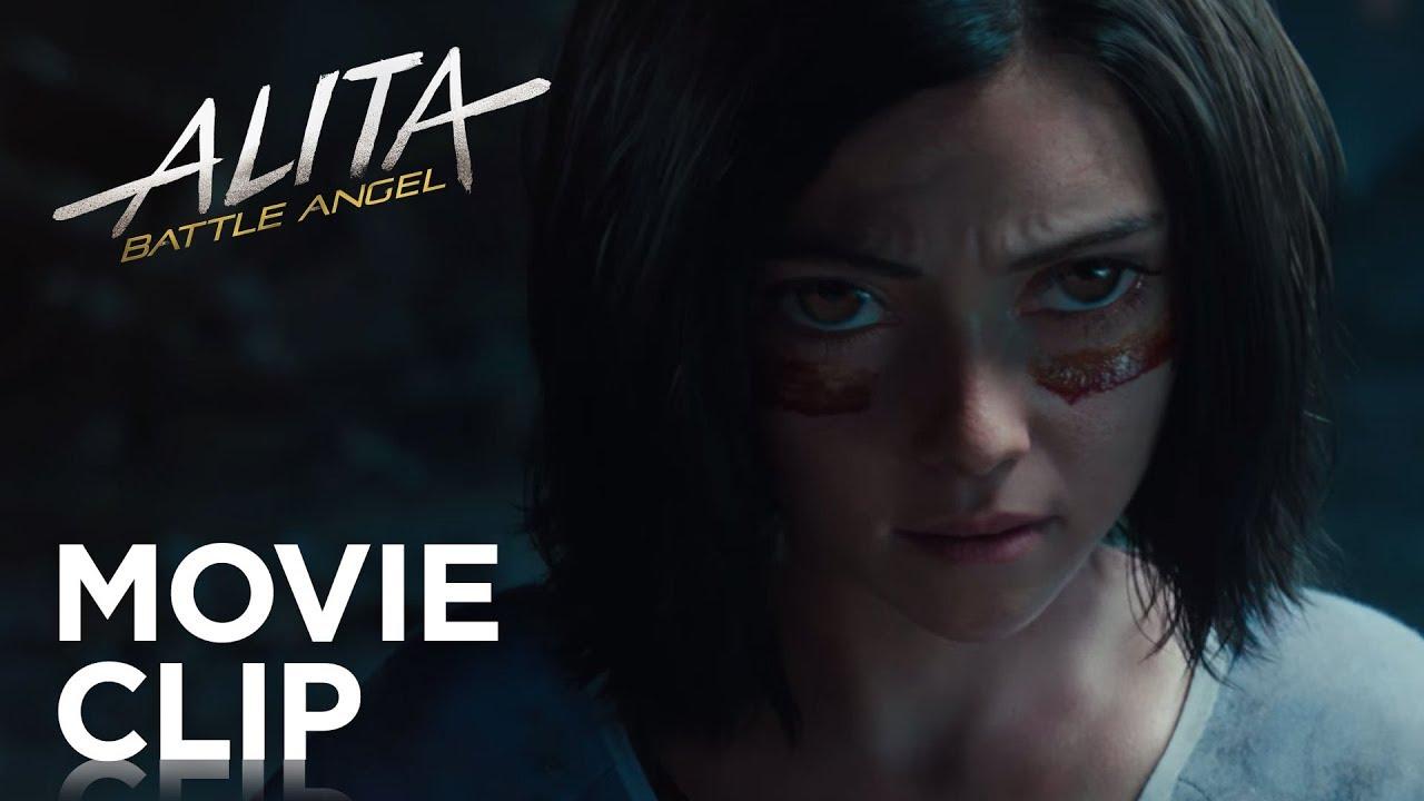 Nuevo clip de Alita: Battle Angel y tema musical con Dua Lipa