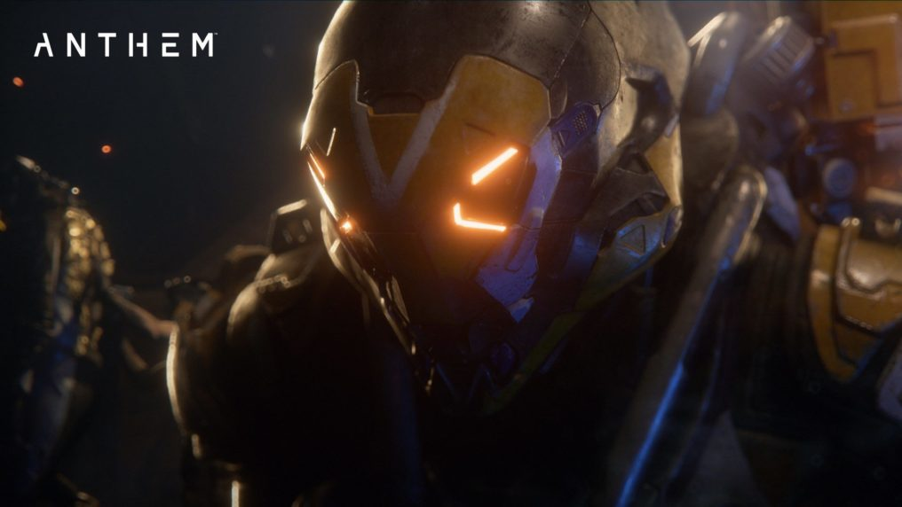 Anthem se muestra en hermosos 15 minutos de gameplay
