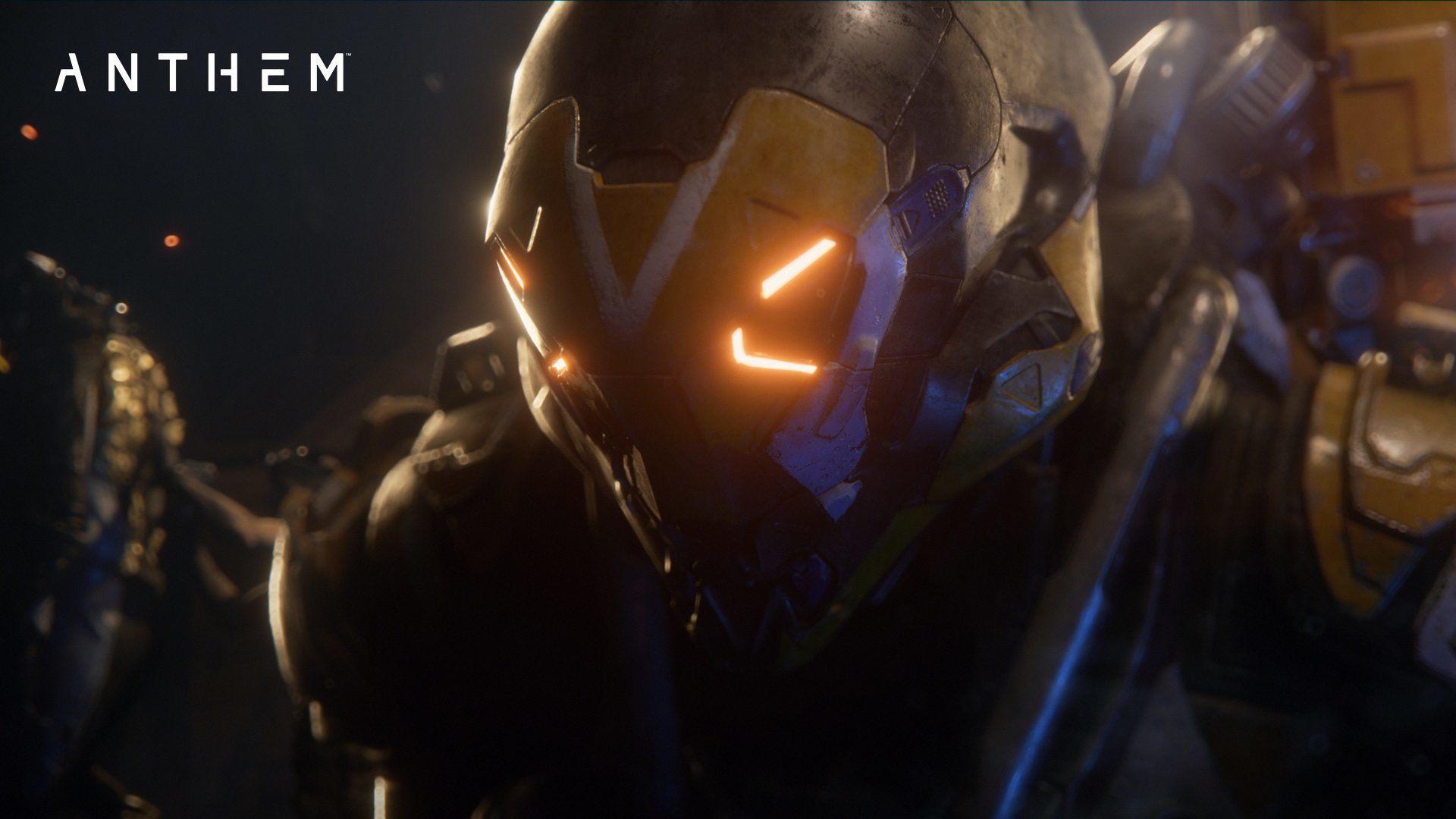 Anthem se muestra en hermosos 15 minutos de gameplay