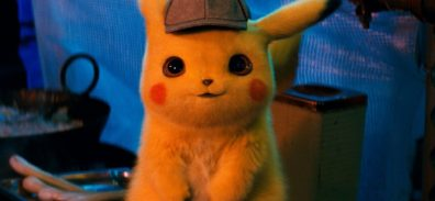 Nuevo oloroso spot de la película Pokémon: Detective Pikachu