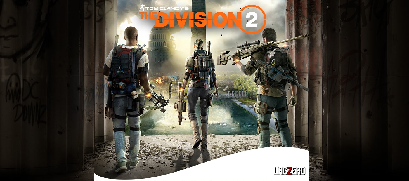 Entrevista a Louis Trupin, Senior Int Product de The Divison 2