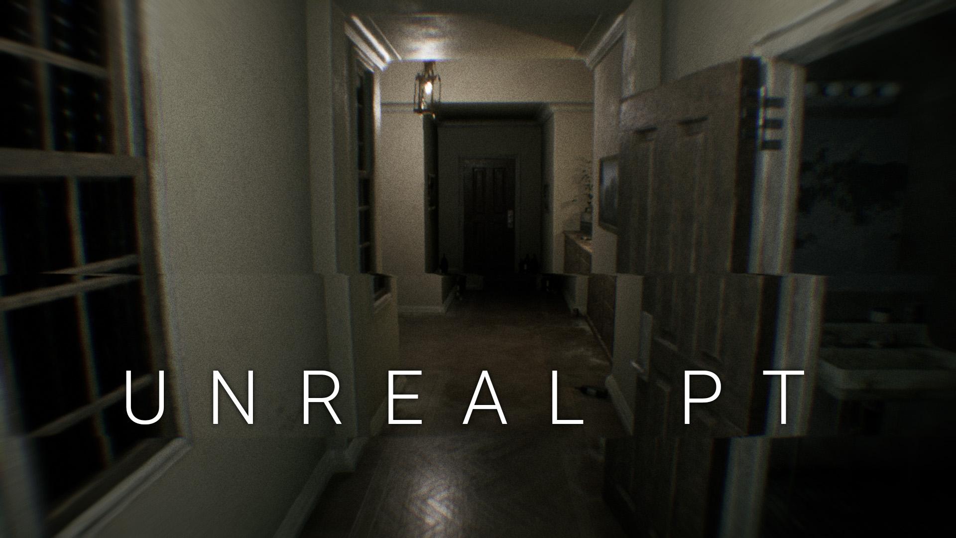 Juega P.T. en PC re creado en Unreal