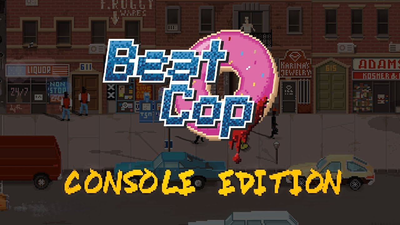 Beat Cop llegará pronto a PS4, Xbox One y Nintendo Switch