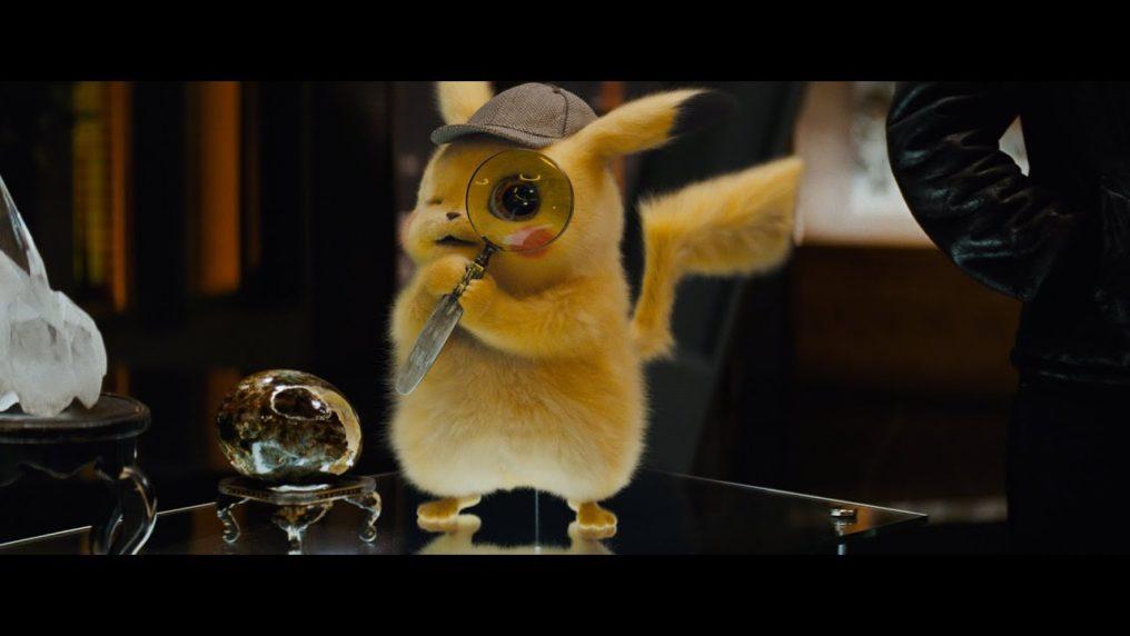 Mira el genial segundo tráiler de  Pokémon: Detective Pikachu