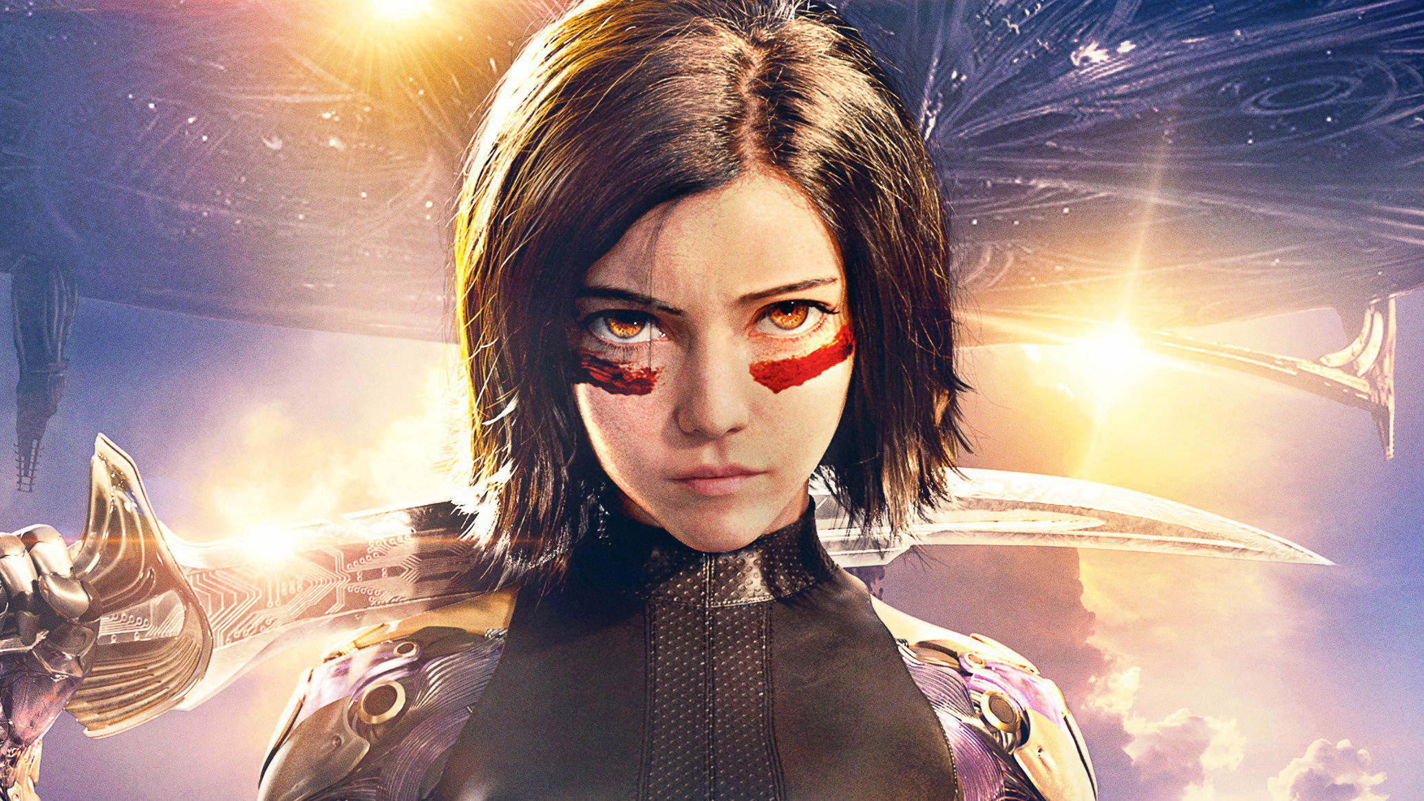 Alita: Battle Angel, una recomendable adaptación live-action