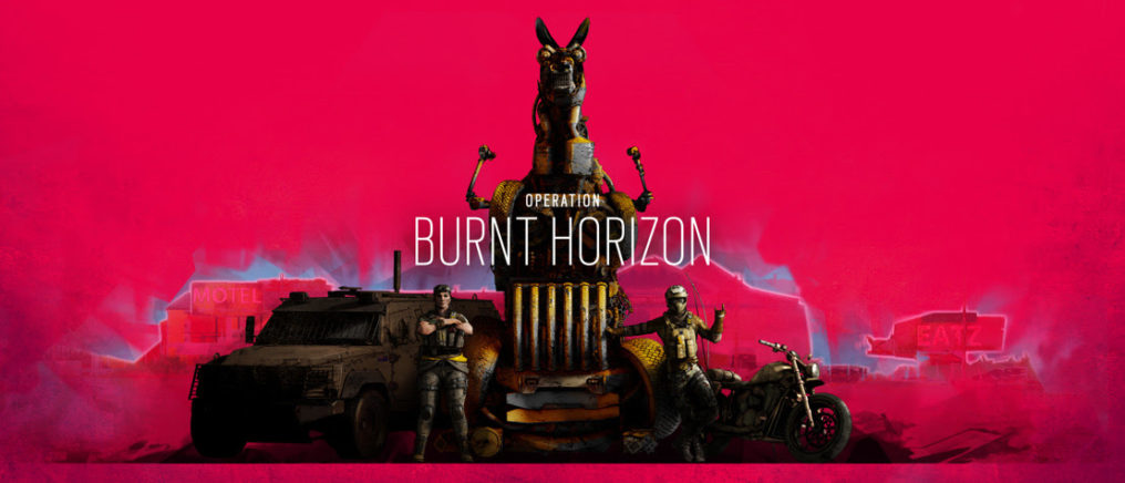 """Operation Burnt Horizon"" de Rainbow Six Siege ya disponible"