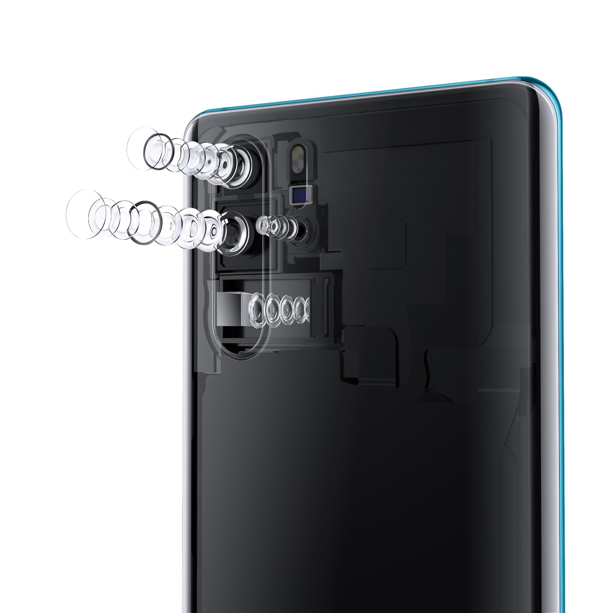 Huawei P30 Pro logra máxima puntuación en DxOMar
