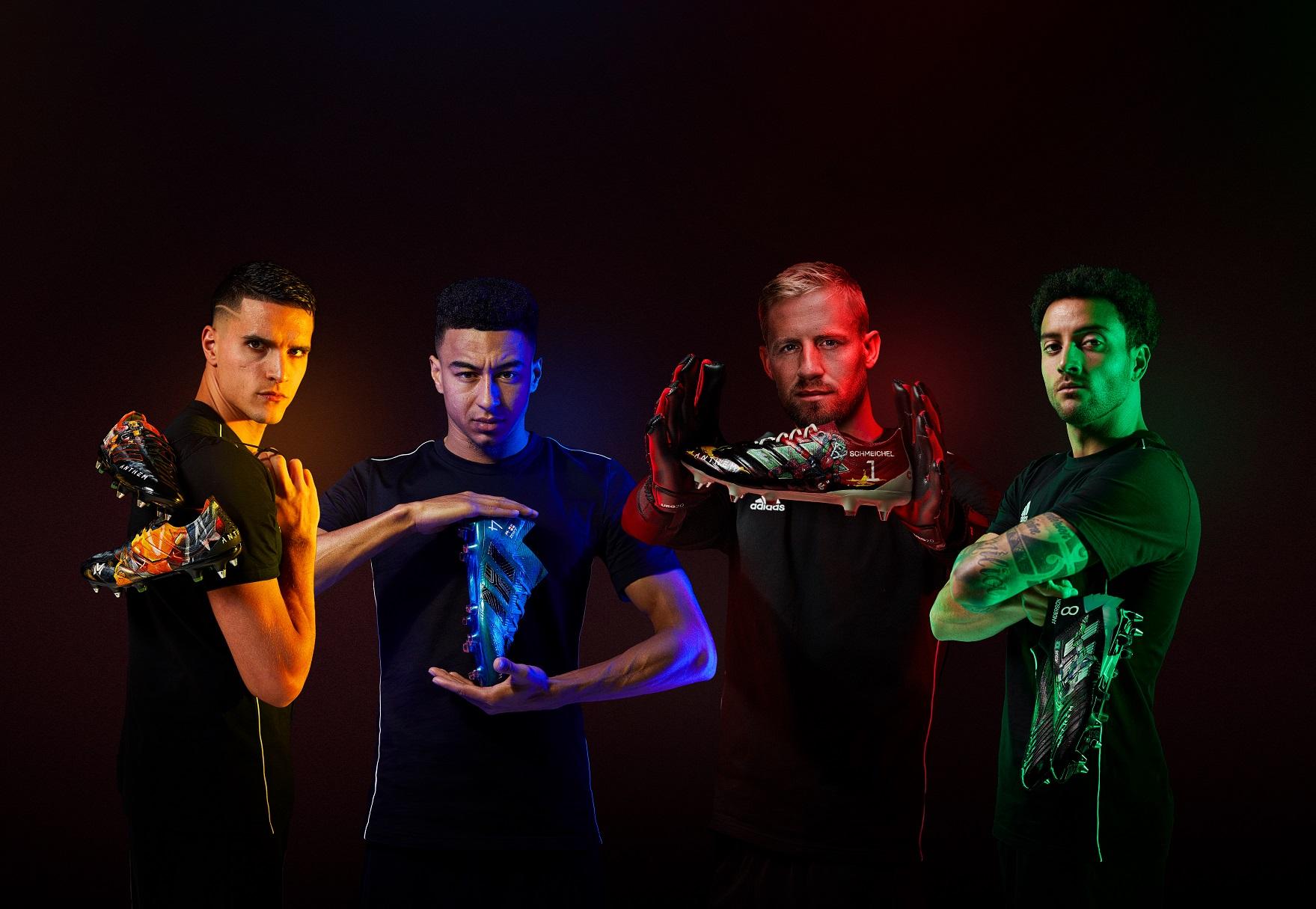 Jugadores de la Premier League vestirán Javelins de Anthem