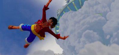 Mira el nuevo video de la cinemática inicial de One Piece World Seeker