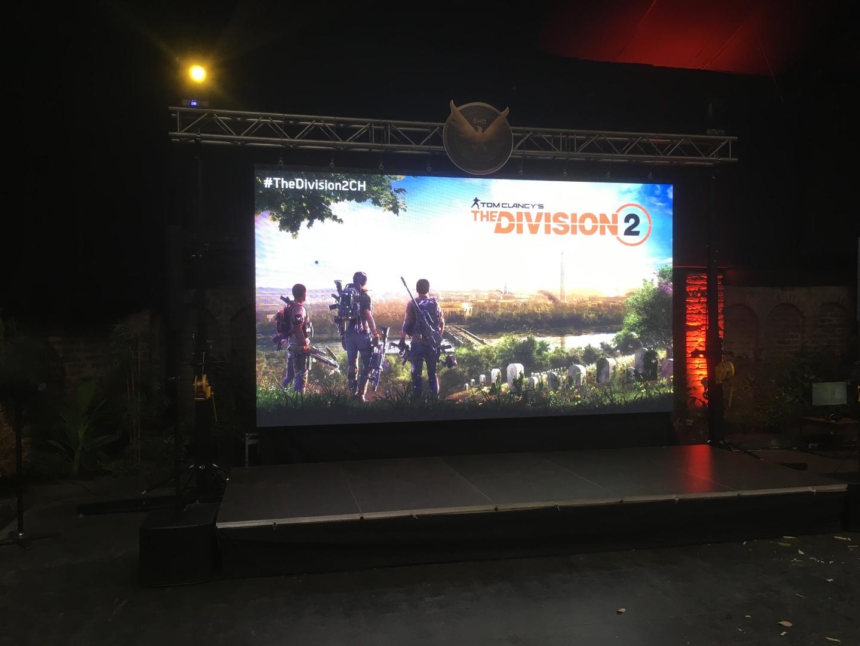 Ubisoft lanzó The Division 2 en Chile y estuvimos ahí [CONCURSO]