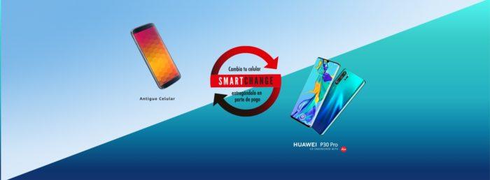 Huawei lanzará promoción para cambiar tu actual celular por un HUAWEI P30 o HUAWEI P30 Pro