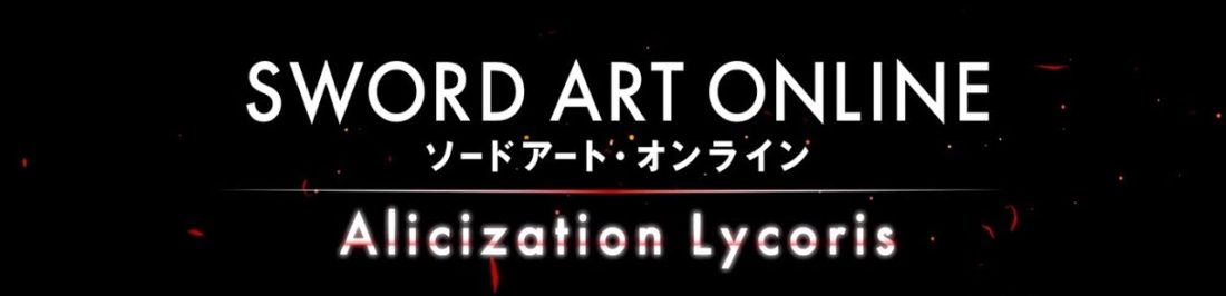 Tráiler de anuncio de SWORD ART ONLINE Alicization Lycoris