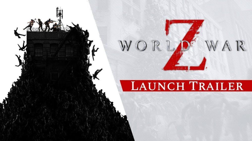 ¿Querías Zombies?, TOMÁ! World War Z Launch Trailer