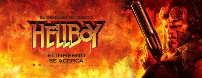 Cinetopia Chile y Lagzero te invitan a ver Hellboy [CONCURSO]