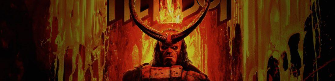 Hellboy es un desordenado pero entretenido reboot