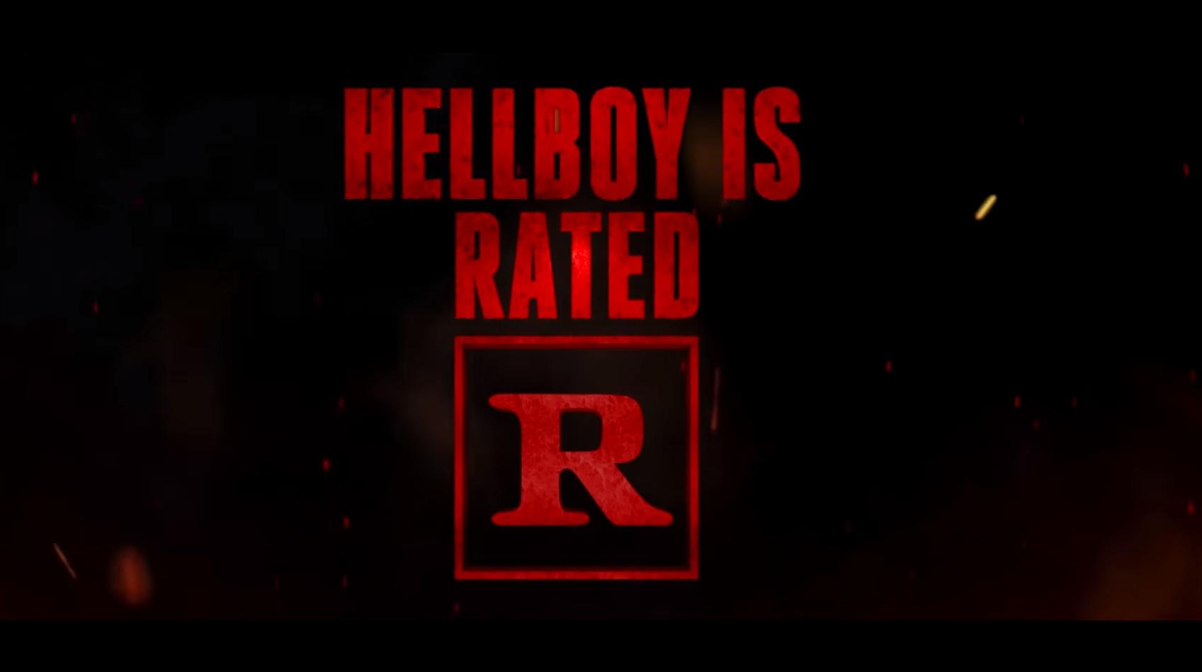 El nuevo adelanto de Hellboy es un festival de fatalities