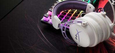 HyperX anuncia los HyperX Cloud Alpha Purple Edition