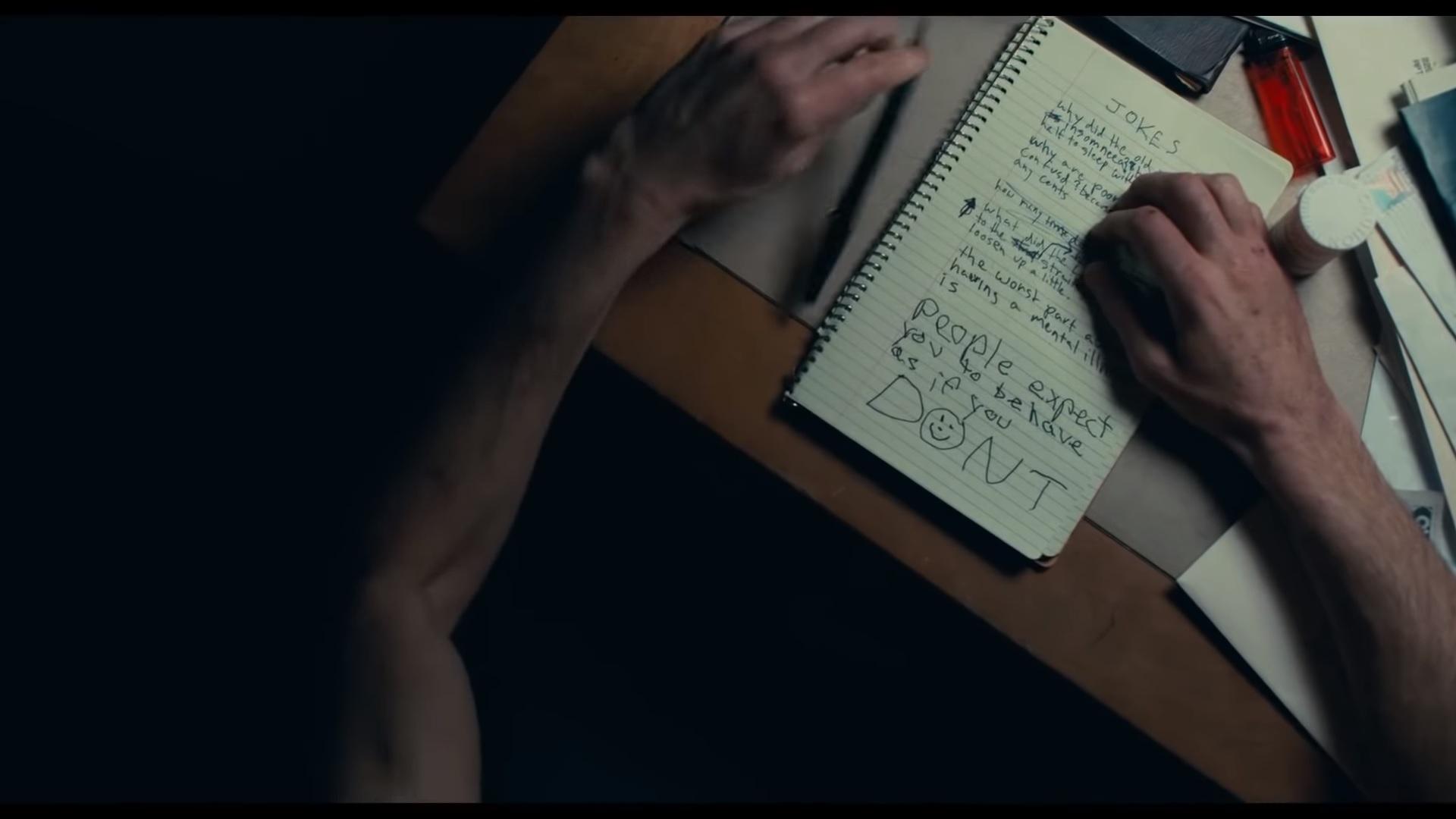 Mira el increíble Joker de Joaquin Phoenix en este primer tráiler