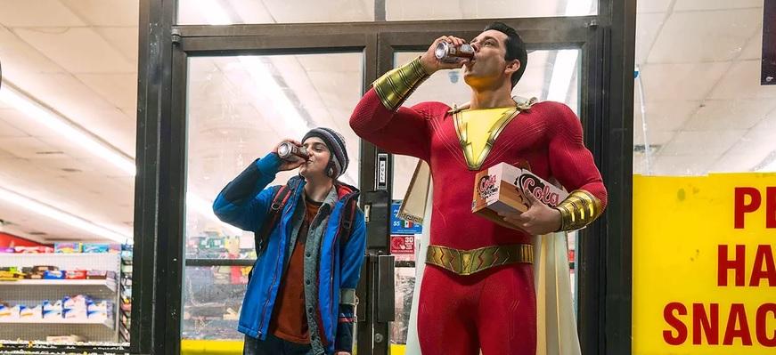Shazam es un honesto refresco al Universo DC en el cine