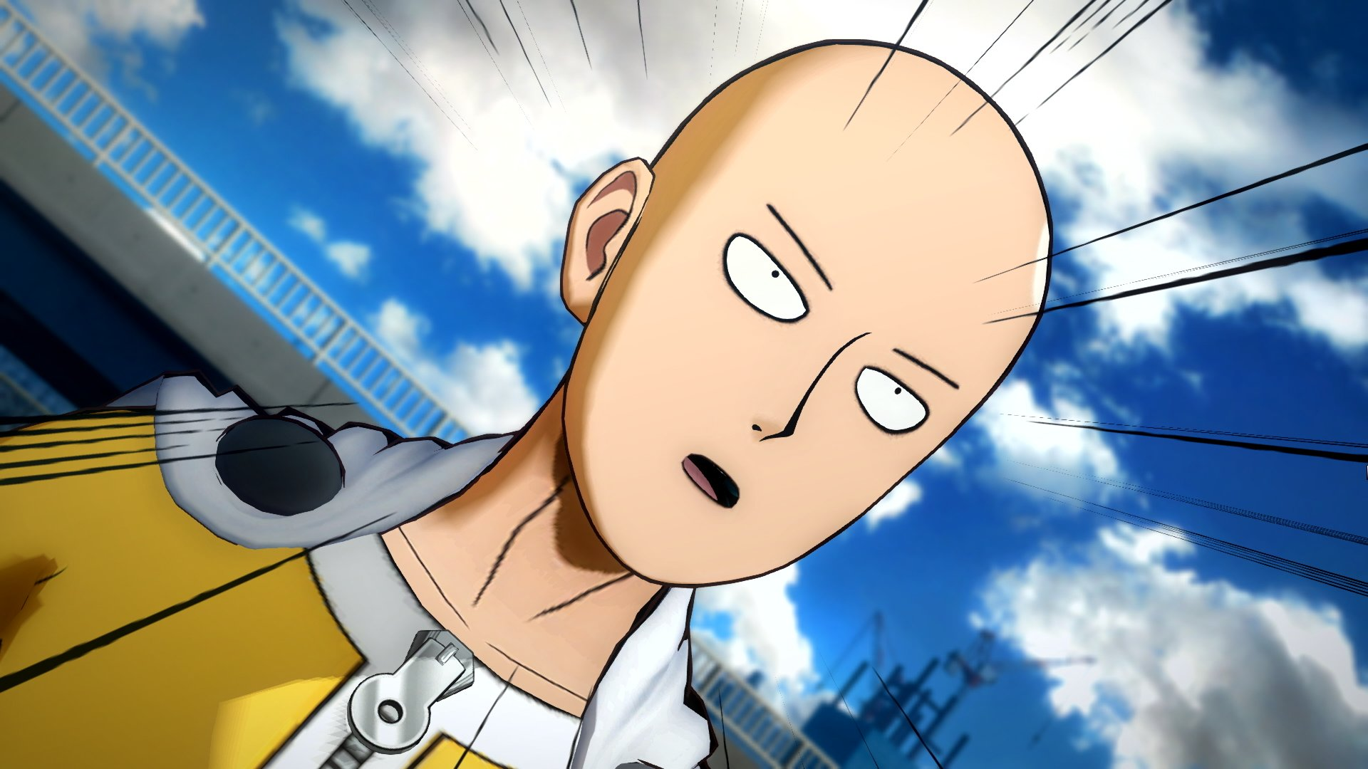 Trailer de anuncio de One Punch Man: A Hero Nobody Knows