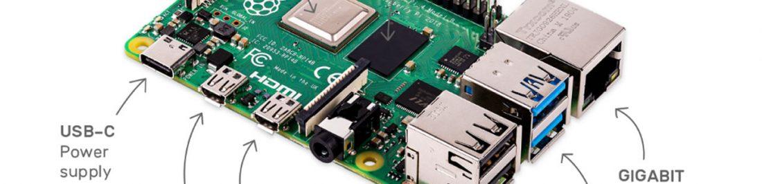 Ya esta disponible la nueva Raspberry Pi 4, más potencia en la palma de tu mano