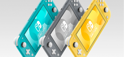 Nintendo Switch Lite es una opción full portatil de la consola