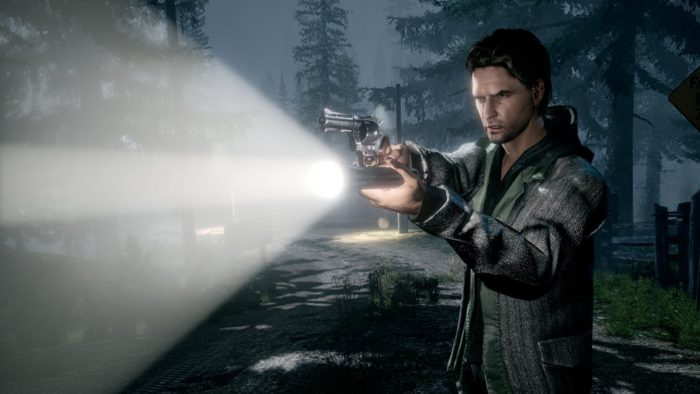 Remedy ha recuperado los derechos de Alan Wake