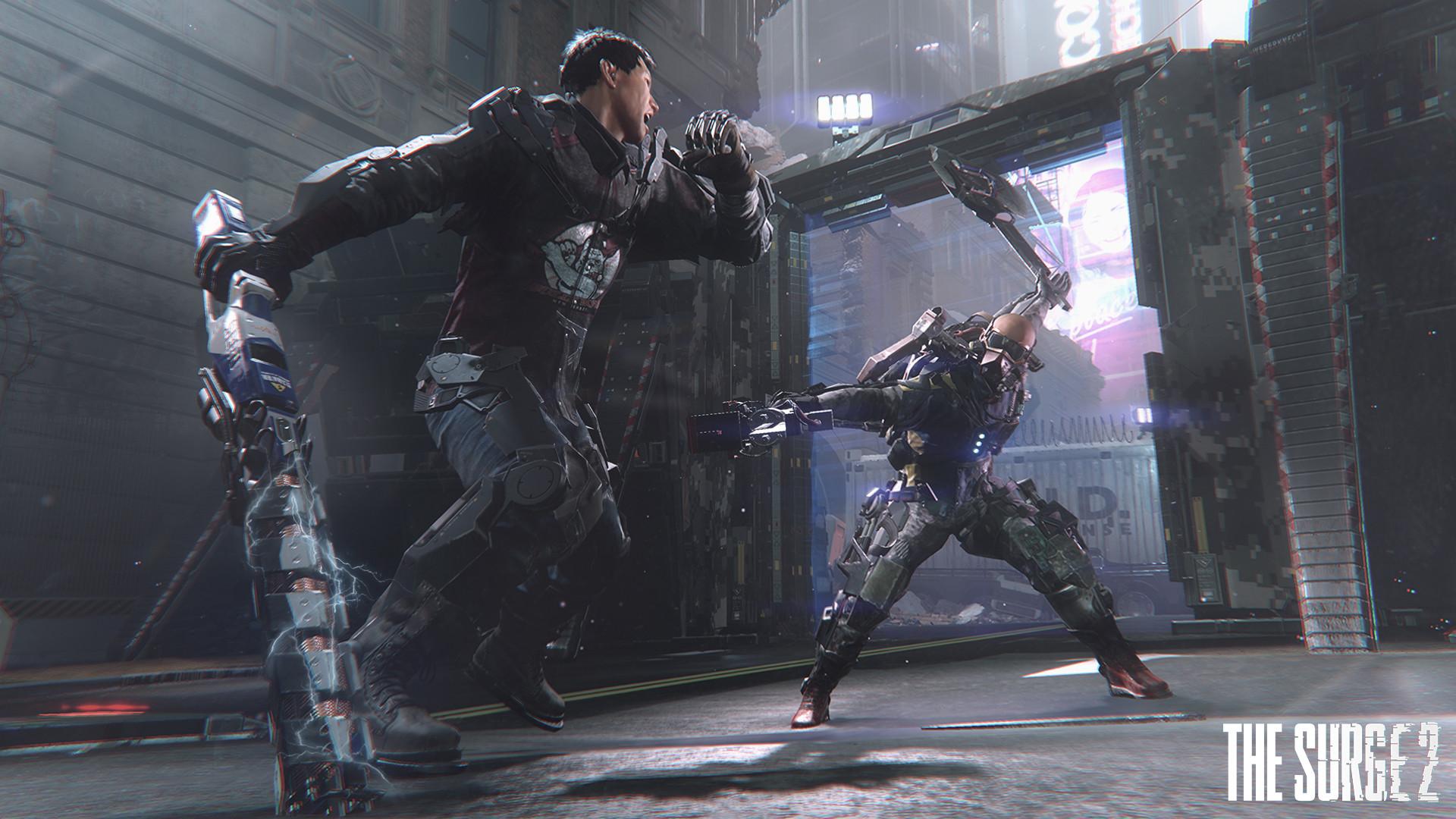 Este gameplay nos muestra el combate de The Surge 2