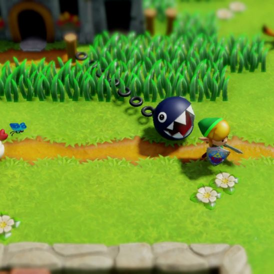 Luigi's Mansion 3 y Link's Awakening estrarán disponible en Festigame